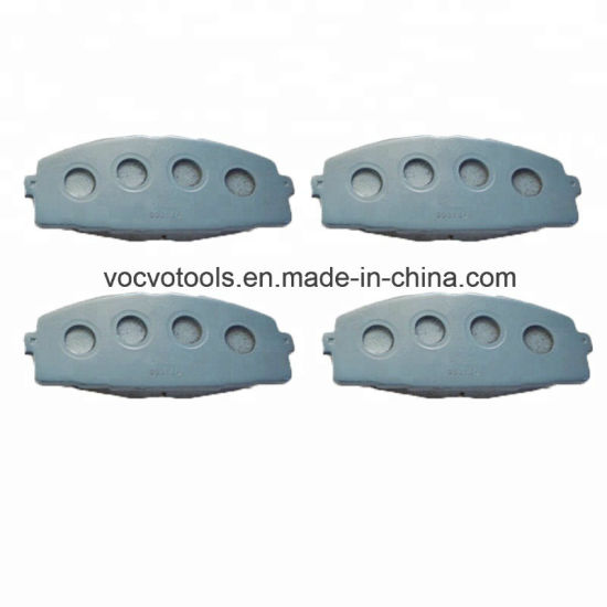 Good Quality Brake Pad Front Brake Pads for Toyota Hiace pictures & photos