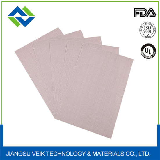 PTFE Fiberglass Fabric with Smooth Surface 10 Mil pictures & photos