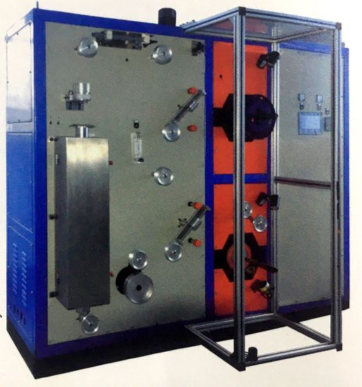 Fibre Optic High Speed Coloring and Rewinding Machine
