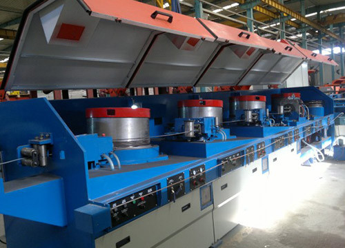 Lz600 Lz700 Lz800 Lz900 Straight Line Wire Drawing Machine for Spring Wire PC Wire