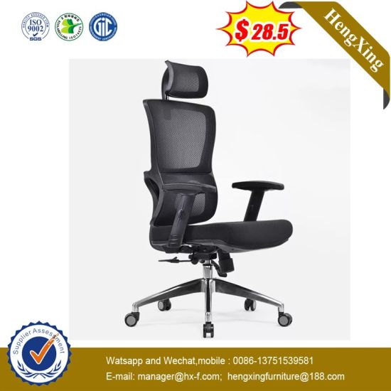 High Back Metal Base Office Gaming Play Swivel Executive Fabric Mesh Chair pictures & photos