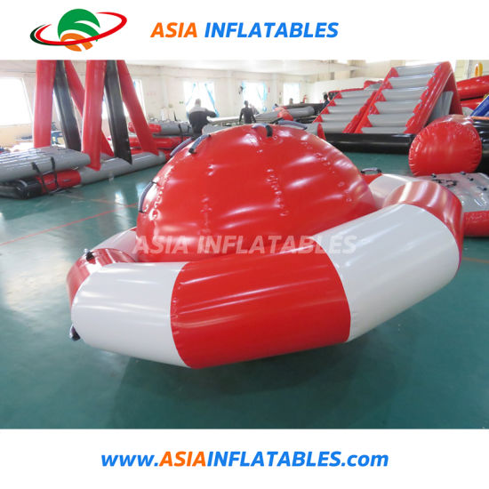 China 2019 New Design Large Inflatable Saturn for Water Park