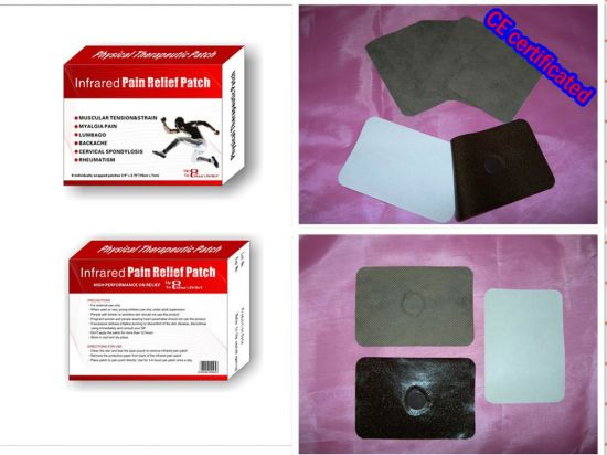 Customized Packaging Transdermal Porous Patch for Pain