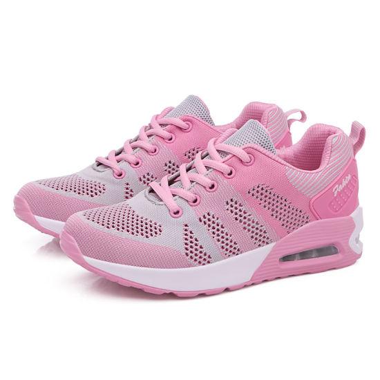 Fashion Style Lightweight Air Cushion Sport Shoes