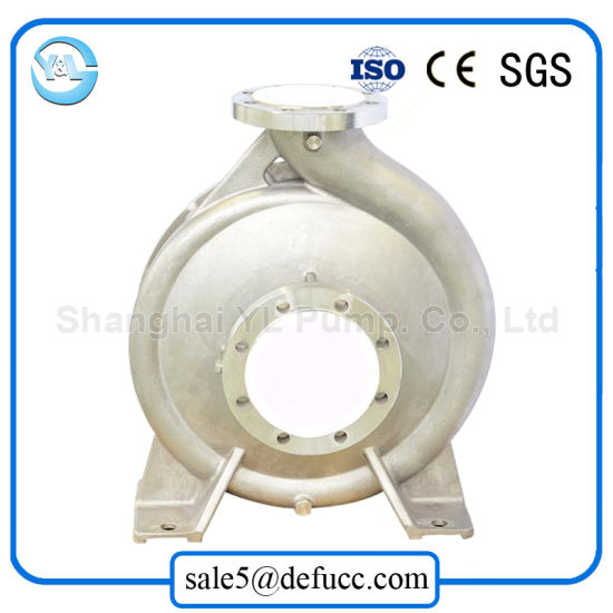 Stainless Steel Horizontal Centrifugal Water Pump pictures & photos