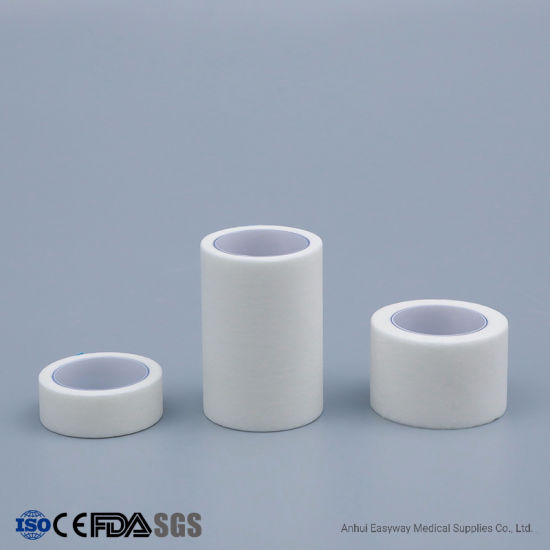 Medical Supplies White Tape Easy to Tear with Various Sizes