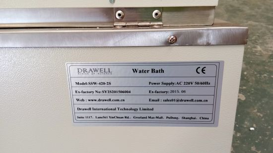 Ssw Series Electric Heating Water Bath pictures & photos