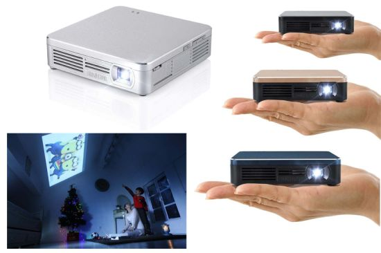 image of projector for home use
