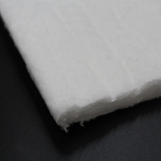 Fireproof Low Thermal Conductivity Ceramic Fiber Blanket