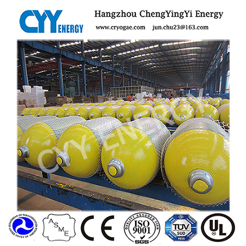 Different Sizes High Pressurecng Tank for Car/Vehicle Composite CNG Cylinder pictures & photos