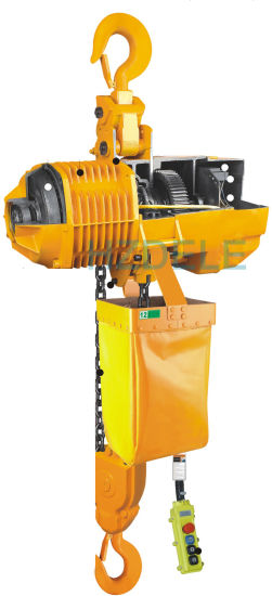 Factory Sale of 2.5ton Electric Chain Hoist pictures & photos