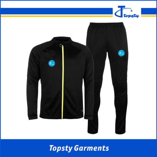 Custom Men's Dry Fit Polyestertrack Suits, High Quality Sport Track Suits