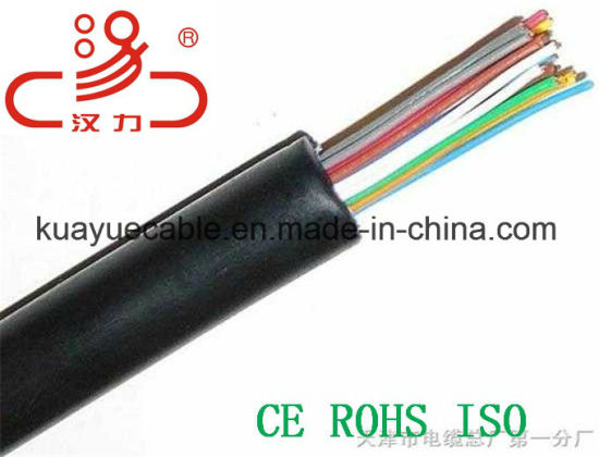 China UTP Cable 25pair 24AWG Copper Cables & Wires/Computer Cable ...