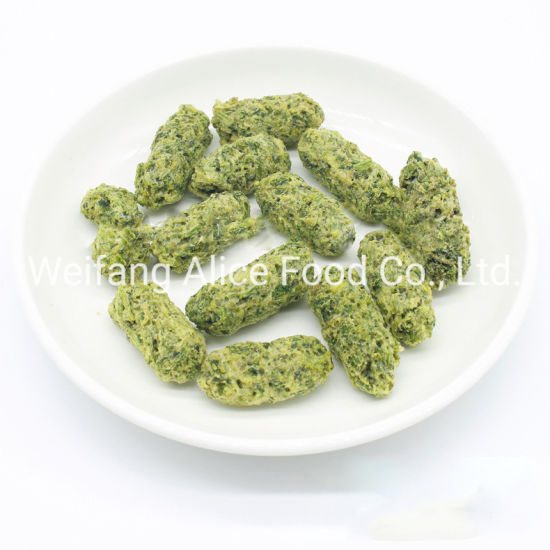 Wholesale Factory Supply Fried Vegetables Snack Vacuum Fried Tempura Chinese Parsley