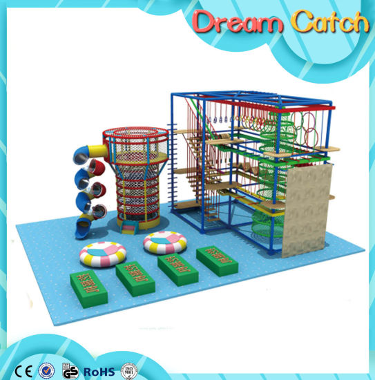 Kids Play Games Climbing Rope Net Outdoor Playground pictures & photos