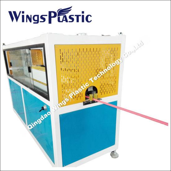 China High Speed UPVC/CPVC/PVC-O/HDPE/PPR/PVC Pipe Extrusion Machine