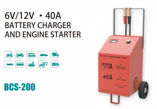40A ROLLING CHARGER