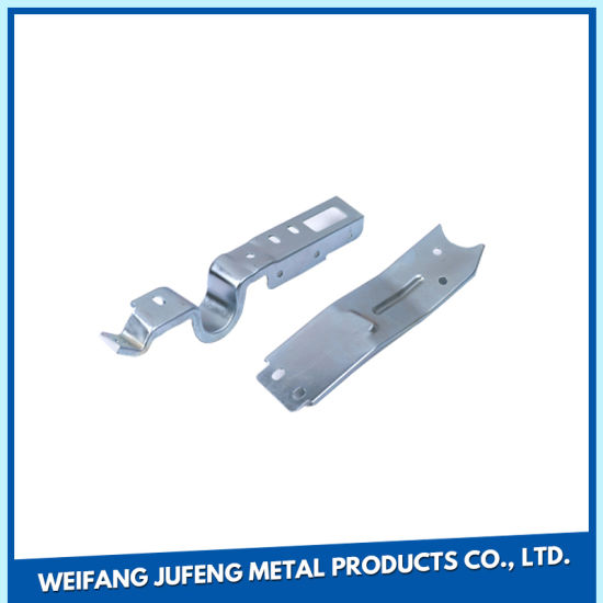 OEM Non-Standard Metal Sheet Stamping Parts Spring Steel Clips Parts Used for Paint Bucket with Welding and Cutting