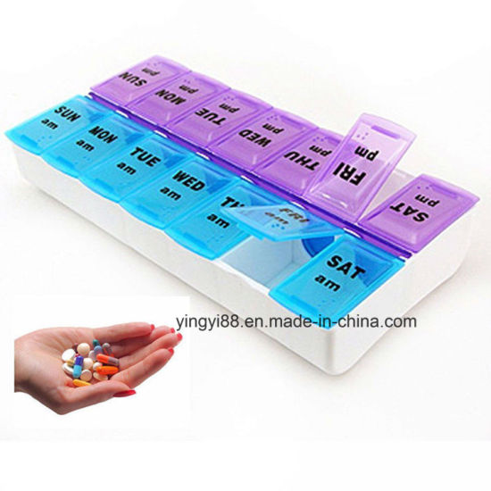 Best Selling Acrylic Pill Storage Case