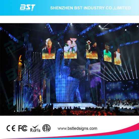 Hot Sell P3.91 High Precision Indoor Rental LED Display Screen