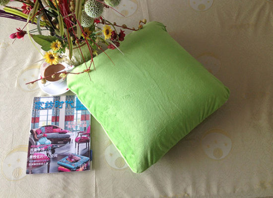 Breathable Ultra-Soft Dunolop Square Shape Latex Seat Cushion pictures & photos