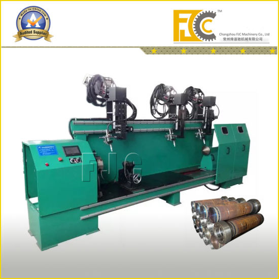 Hydraulic Cylinder Rod End Welding Equipment pictures & photos