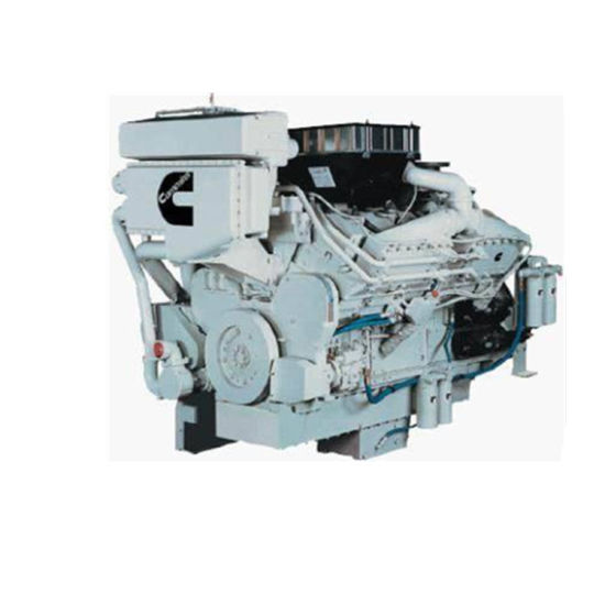 China in Stock Water Cooling Cummins Diesel Engine/Marine Engine