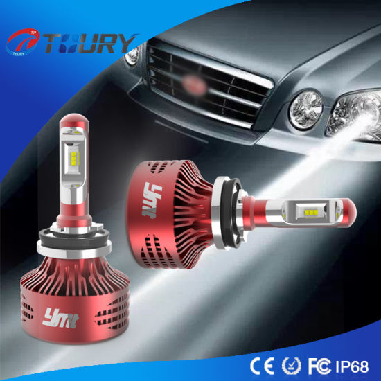24V LED Car Light with DIP Flexible Strip 12V Headlight pictures & photos