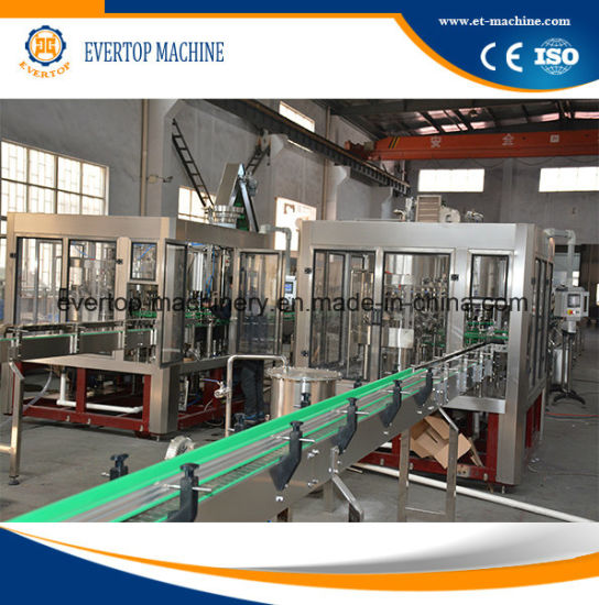 3 in 1 Glass Bottle Filling Machine pictures & photos