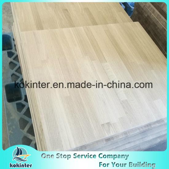 Super Quality White Oak Fj Board Finger Joint Panel Fjp