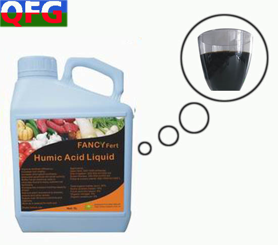 Organic Fertilizer Humic Acid Liquid pictures & photos