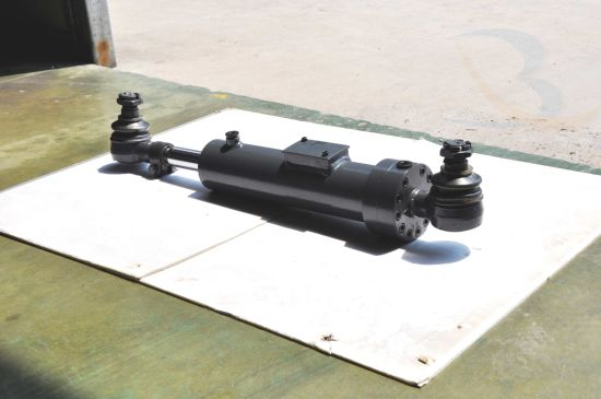 Hydraulic Piston Steering Hydarulic Cylinder For Vehicles