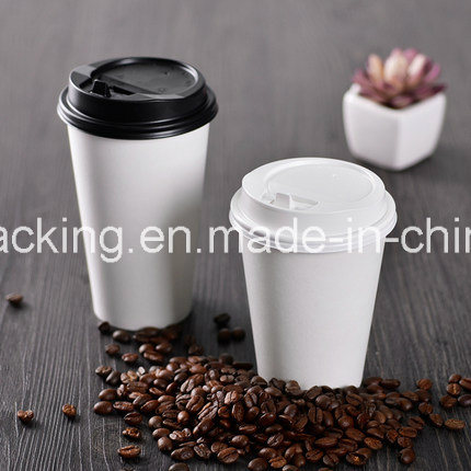 16oz Double Wall Paper Coffee Cup pictures & photos
