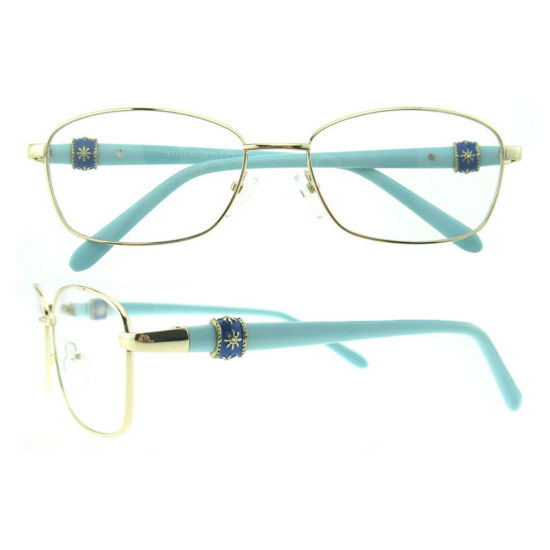 Ready Stock Eyewear Metal Optical Frame Brand pictures & photos