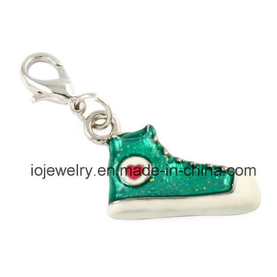 Custom Made Zinc Alloy Charm Fashion Ladies Accessories