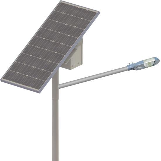 Low Maintenance Solar Panel Power Lighting System