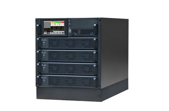 2017 Supstech Modular Hot-Swappable UPS 40kVA pictures & photos