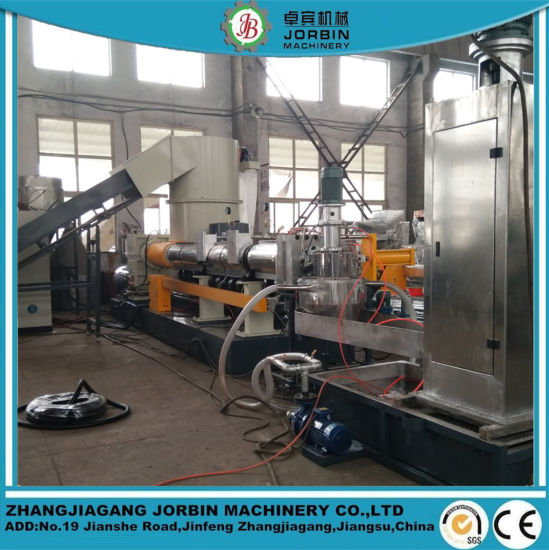Ml160 PP/PE Film Extruder Machine with 600kg/H