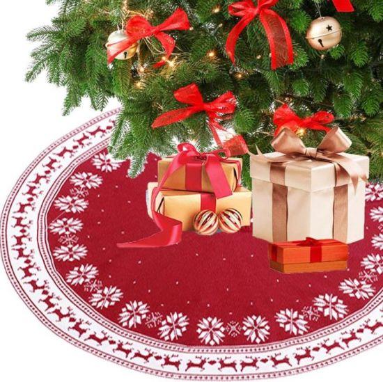 Christmas Tree Skirts Diy Sublimation Great Idea Makes Xmas Tree Decoration Skirt Pattern Free Bluprint Holiday Quilt Tree Skirt China Tree Mat And Xmas Tree Mat Price Made In China Com
