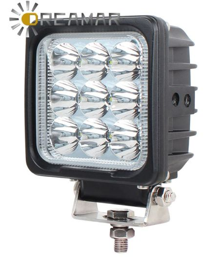 4.4 Inch Square CREE LED Car Work Driving Light with Ce RoHS Approved pictures & photos