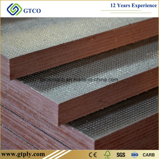 21mm Waterproof Film Faced Laminated Marine Plywood