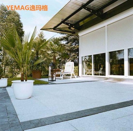 Yemag PU Foam Insulated Aluminum Roller Shutter Window/Roller Blinds/Roller Shutter/Aluminium Door/Security Door/Steel Door