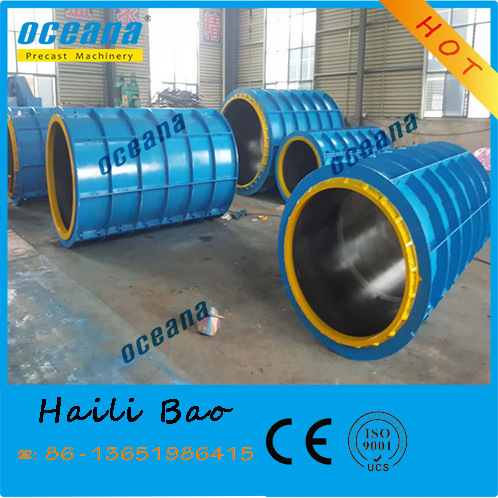 Reinforced Concrete Jacking Pipe Making Machine for Underground Drainage Pipe pictures & photos