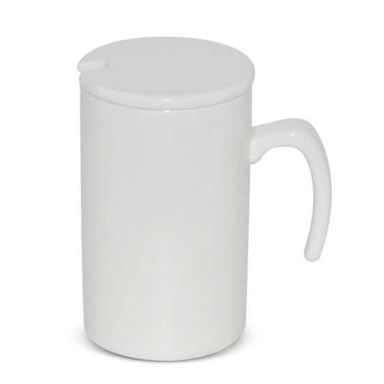 Wholesale Seven Shape Handle Straight Milk Mug Sublimation Mug Blank pictures & photos