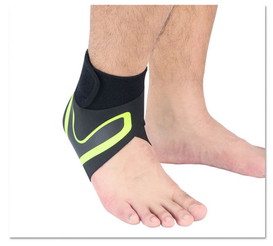 Adjustable Neoprene Wrap Ankle Support for Sports Gym Injury