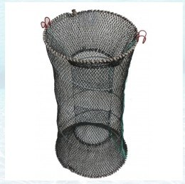 Wholesale Steel Frame Flexible Folding Crayfish Spring Trap pictures & photos