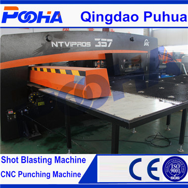 CE AMD-357 Hydraulic CNC Turret Punching Machine pictures & photos