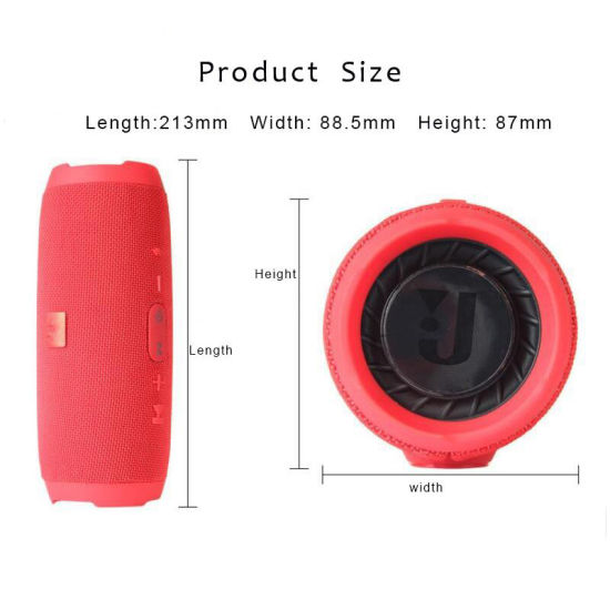 High Quality Brand Bluetooth Speaker for Home Use