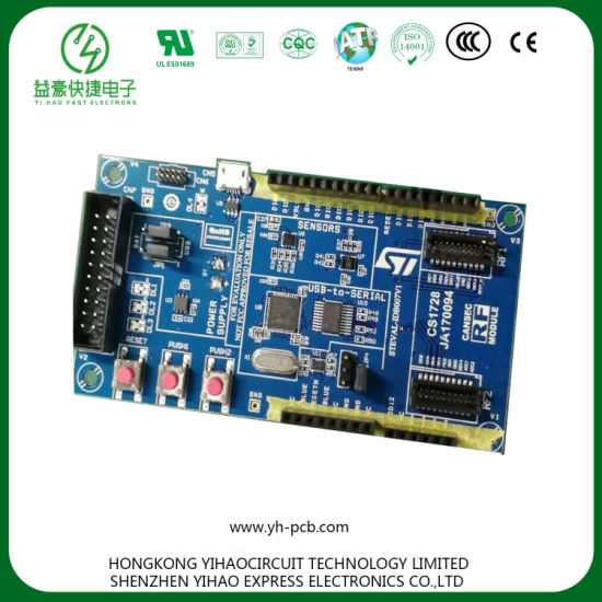 Multilayer Industrial Electronics PCBA Medical Armarium PCBA Printed  Circuit Board