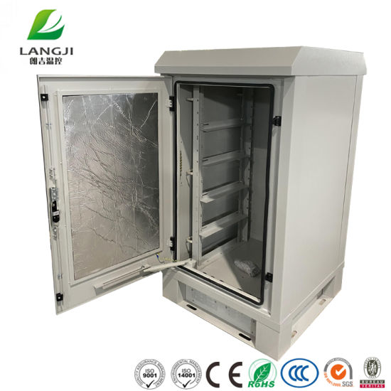 IP65 IP55 Battery Storage Cabinet Indoor/Outdoor Cabinet for UPS Solar Battery with Insulation pictures & photos